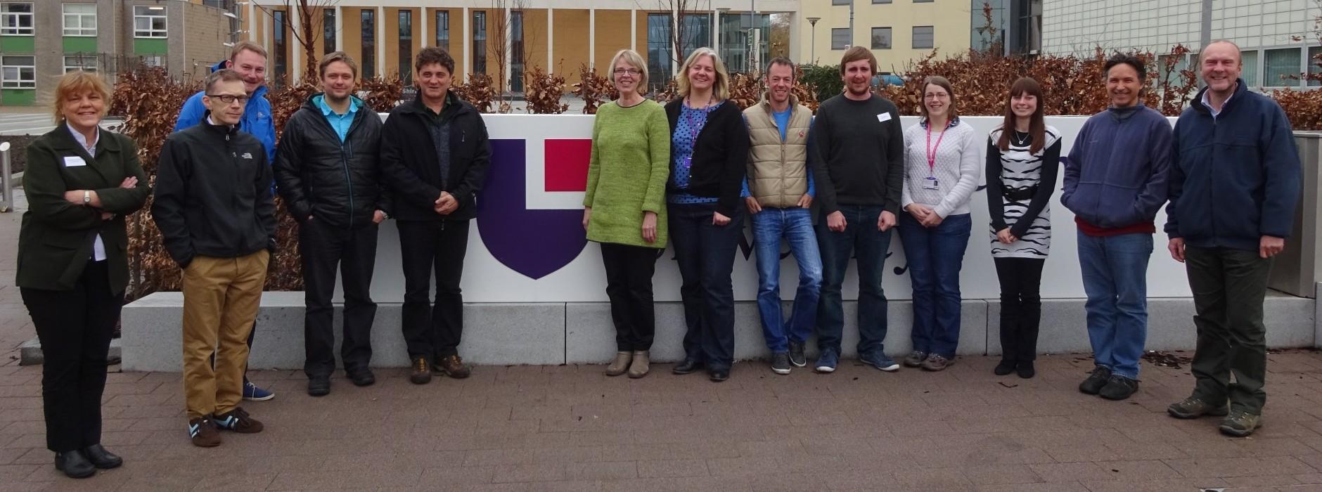 HLCCD Network Meeting Feb 2015