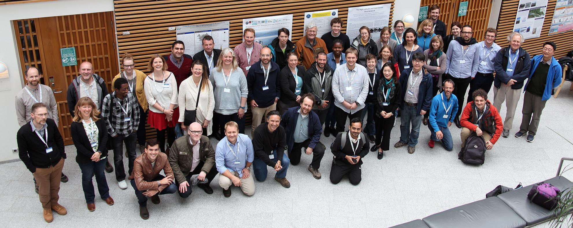 HLCCD Conference - Reykjavik 2017